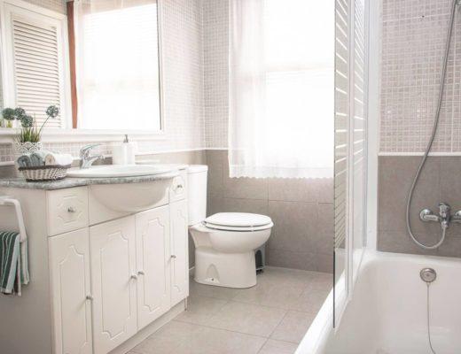 Workation Teneriffa - eines der 4 Badezimmer