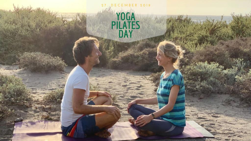 Yoga Pilates Tag Teneriffa Dezember 2019