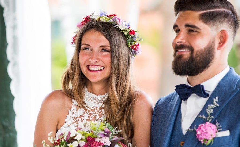 Auswandern nach Teneriffa: Kristin hat auf Teneriffa geheiratet und wird bald auch auf den Kanaren leben.