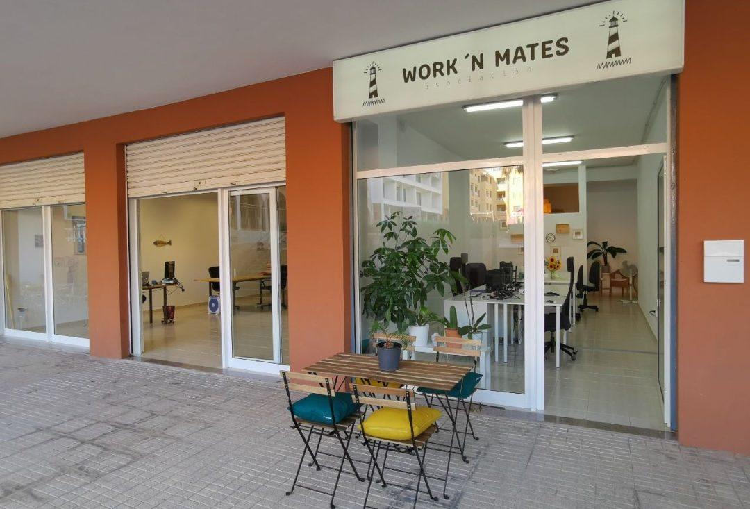 Coworking in El Medano Work 'n Mates