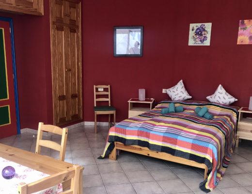 Doppelzimmer für die Workation auf Teneriffa