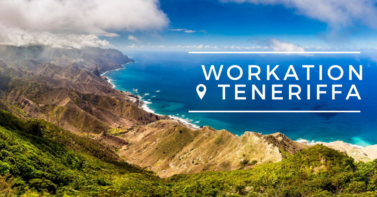 Workation auf Teneriffa