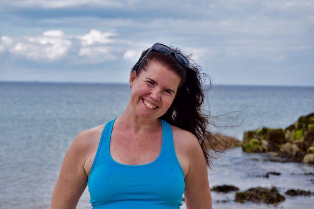 Tania, seit 4 Jahren lebt sie auf Teneriffa